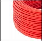 Солар кабель - красный, виды солнечных кабелей